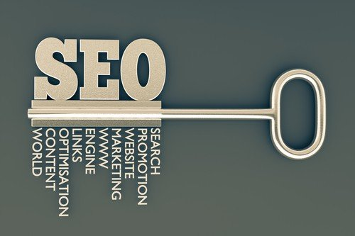 SEO is the key to online success.