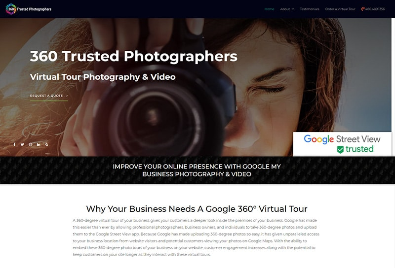 360 Trusted Photographers