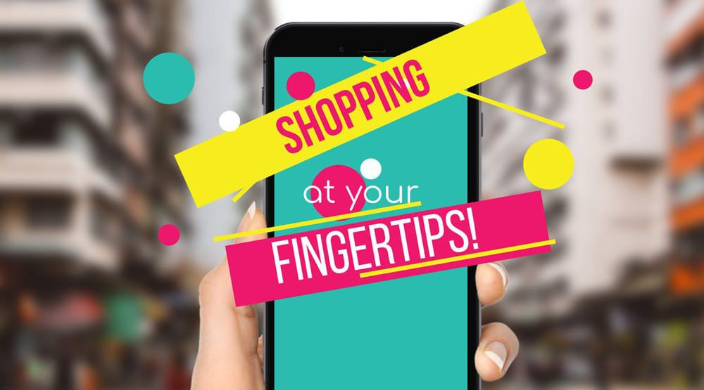 Mobile Shopping Image