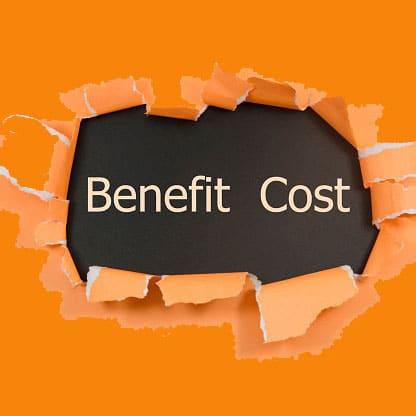 Cost benefits of local social media marketing
