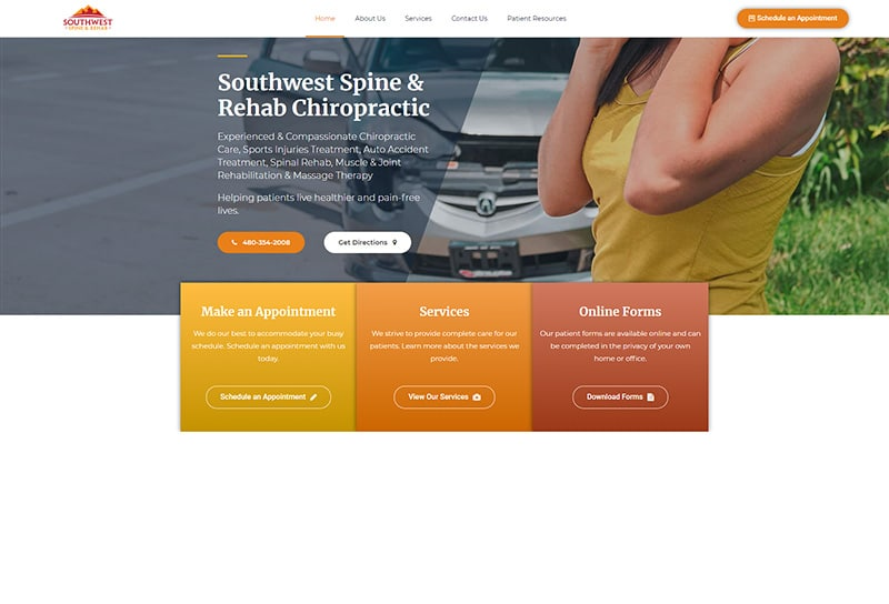 Southwest Spine & Rehab Chiropractic